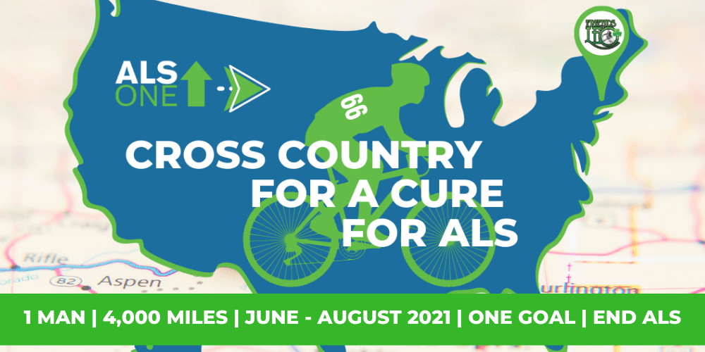 CROSS COUNTRY FOR A CURE (June – August 2021)